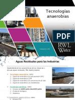 Presentation Tecnologia Anerobica