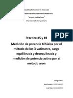 informe laboratorio de electrometria