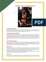 Fundamentos Teóricos Del Baloncesto