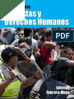 Informe Final Protestas en Venezuela