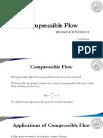 flujo compresible