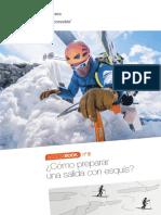 Petzl - Seguranca Em Gelo e Com Esqui-ES-2017