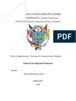 Investigacion-Sistemas de Comunicaciones Digitales-Matsushita