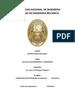 Informe de Cuadernas y Mamparos 2.0