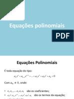 Aula Equações