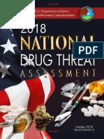 2018 Dea National Drug Threat-Borderland Beat