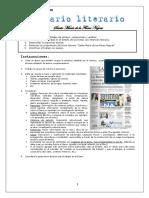 Pauta Diario Literario, Santa María de Las Flores Negras