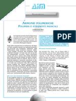 Armonie polimeriche