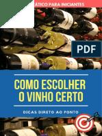 Como Escolher o Vinho Certo