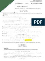 285294328 Correccion Segundo Parcial de Calculo III Ecuaciones Diferenciales 12 de Octubre de 2015 Manana