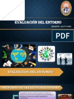 Tema 3 Evaluación Del Entorno