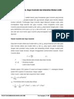 Hukum Coulomb Gaya Coulomb Dan Intensita