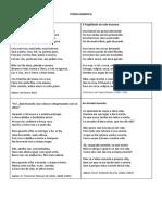 Visão Cronológica Da Literatura Portuguesa