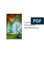 Loving Kindness Mindfulness Workshop & Workbook