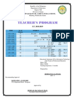 Teachers Program Jessnew 2018 2019