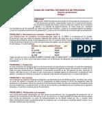 Práctica Calificada de Control Estadistico de Procesos