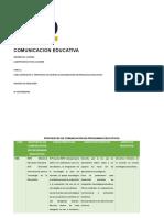Comunicacion Educativa Tarea 2