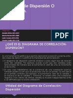 Diagrama de Dispersión O Correlación