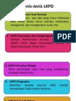Jenis-Jenis LKPD
