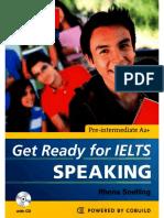 Get Ready for IELTS Speaking Pre-Intermediate A2+ (ORG)