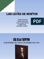 las leyes de newton.pptx