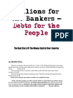 Debts for the people