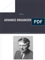 Advance Organizer Model