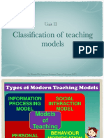 Glaser's Basic Teaching Model