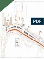 TRETS 2018 Plan Travaux RD12 ROUTE DE PUYLOUBIER