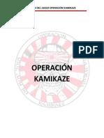 OPERACIÓN KAMIKASE
