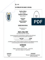 Sample Diploma Template (4) (2)