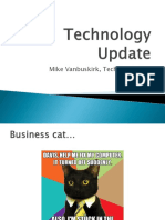 2011 Technology Update
