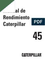Caterpillar Performance Handbook 45 Español