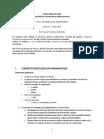 2014 Notas a Categorías Sociológicas Fundamentales de Max Weber