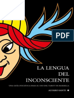 La Lengua Del Inconsciente Tarot de Marsella