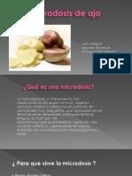 Microdosis