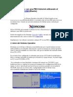 Primeros Pasos Con Una PBX Asterisk Utilizando El Livecd de XORCOM (Elastix)