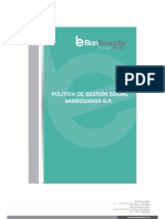 Política de Gestión Social BanEcuador (2)