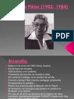 Emmi Pikler (1902- 1984)