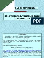 Compresores Mecanica de Fluidos