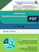 Manajemen Dapodik Jawa Barat