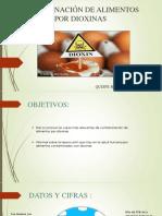Contaminación de Alimentos Por Dioxina