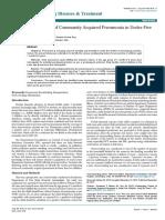 Predisposing Factors of Community Acquired Pneumonia in Underfivechildren Ldt 1000101