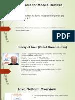 2 Intro to Java Programming Part1