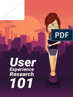 Ux Research 101 eBook