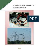 Monografia de Corriente Electrica