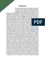 Dialectica y Sus Categorias