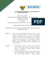PERATURAN MENTERI DPDTT 19 TAHUN 2017 TENTANG PENETAPAN PRIORITAS DD TAHUN 2018.pdf