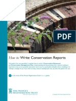 How to Write Conservation Reports.pdf