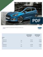 PL-noul Ford Fiesta St